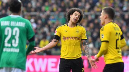 Witsel blesseert zich op training en mist mogelijk herstart Bundesliga
