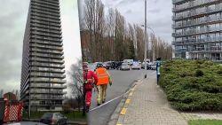 LIVE. Snelheidsbeperking op Antwerpse snelwegen door hevige regenval - Glazen balustrades van Gentse woontoren vormen geen probleem meer