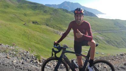 Alberto Contador kan het nog: 'El Pistolero' moet slechts drie Tour-renners voor laten op slotklim in Pyreneeën