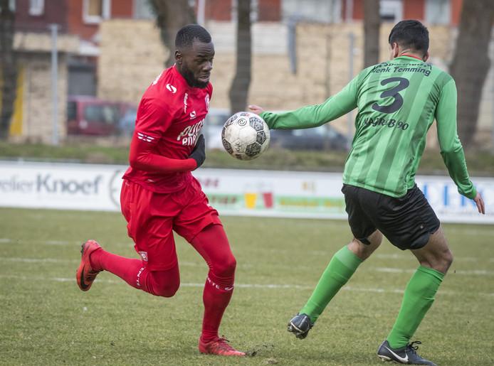 Dylan George speelt al sinds zijn vijftiende voor FC Twente