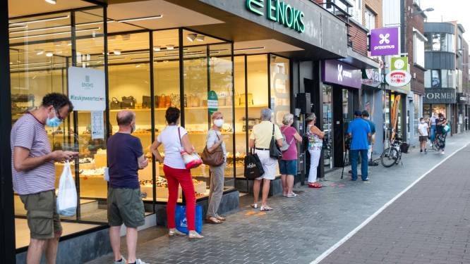 Terugval Belgische economie minder groot dan gevreesd