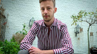 """Thibauld woont in opvangtehuis omdat hij homo is: """"Thuis mocht ik zelfs geen douche meer nemen"""""""