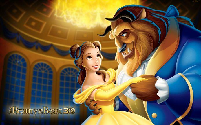 'Belle en het Beest'.