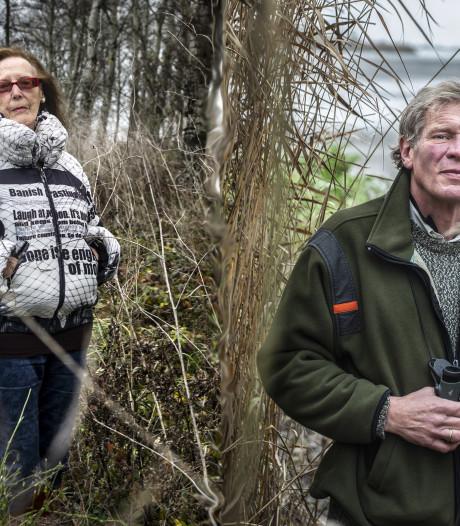 Slagveld Oostvaardersplassen:  dierenactivist contra de boswachter