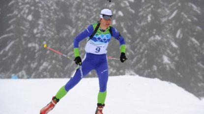 Sloveense biatlete Gregorin krijgt dopingschorsing van twee jaar