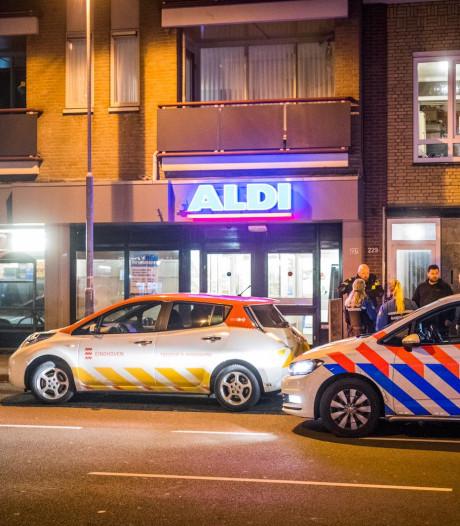Vier jaar cel voor gewapende overval van Aldi in Eindhoven