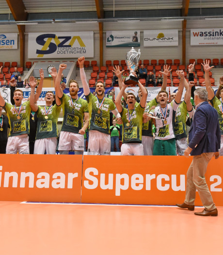 Na titel ook Supercup voor Orion