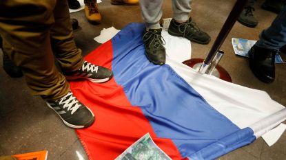 """""""Russen in Oekraïne mogen niet naar de stembus"""""""