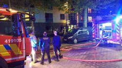 65 personen geëvacueerd bij brand in serviceflats in Gent