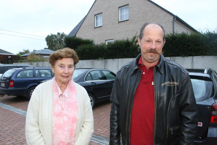 Lucienne Courtois en Francis Collignon wonen naast de plek waar het trainingscenter komt.