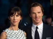 Benedict Cumberbatch voor tweede keer vader
