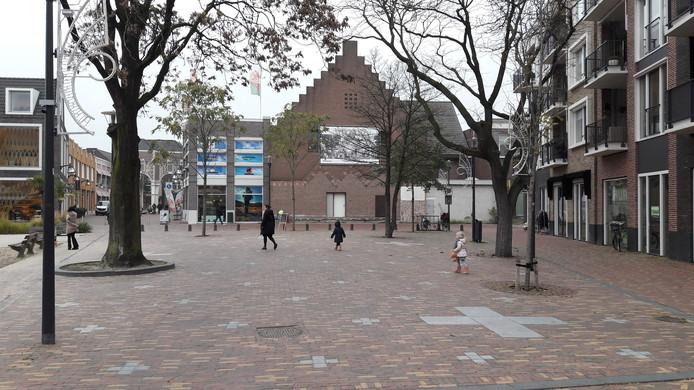 De nu leegstaande Pniëlkerk in het Veenendaalse centrum wordt volgend jaar verbouwd om een nieuwe koper of huurder te trekken.