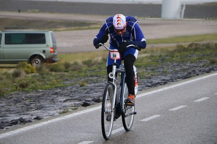 NK Tegenwindfietsen 2016
