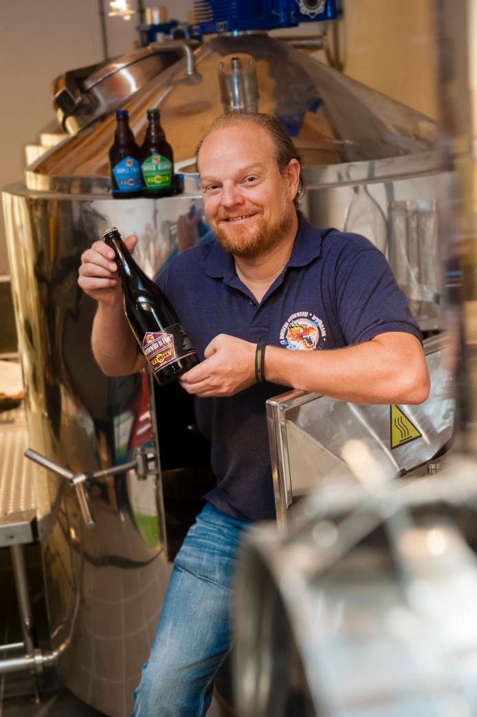Paul Kitzen, brouwmeester van brouwerij D'n Draok