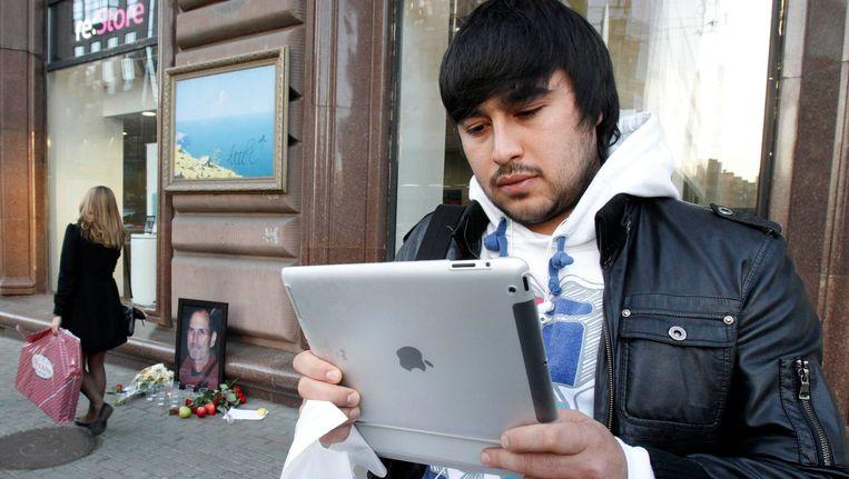 2011 was het jaar van de iPad 2. Wordt 2012 dat van de iPad 3? Beeld reuters