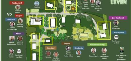 Op Fliegerhorst Teuge gaat alles draaien om  'gezonde aarde en bewuste samenleving'