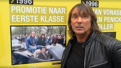 """Marcel Peeper blikt terug op promotie met Sporting Lokeren in 1996: """"Triomftocht met cabrio door centrum"""""""