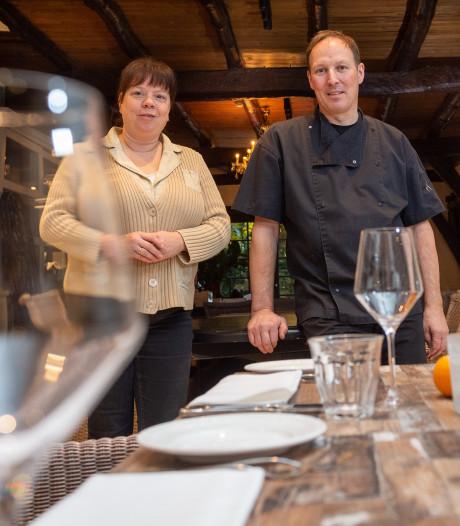 André en Anita kunnen eindelijk weer koken in hun Veldhoeve