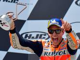 Márquez blijft klasse apart op Sachsenring