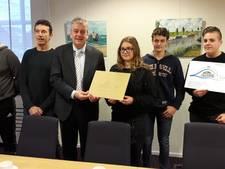 Nieuw logo voor Altena: Idee van leerlingen van 'Het Willem' als bron van inspiratie