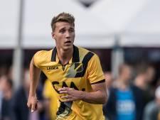 NAC-talent Klomp krijgt nieuwe kans in de voorbereiding