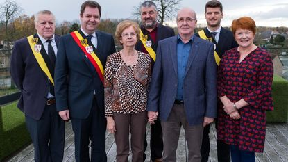 Goud voor Alfons Van Avondt en Paula Sanders
