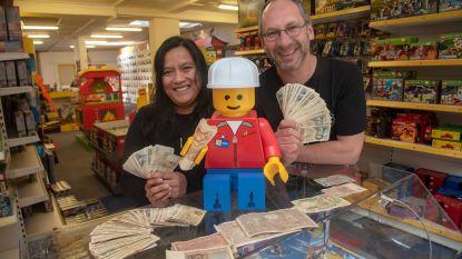 Legofan én nog oude Belgische Franken in je bezit? Bij deze winkel kan je tijdens krokusvakantie shoppen met je oud geld