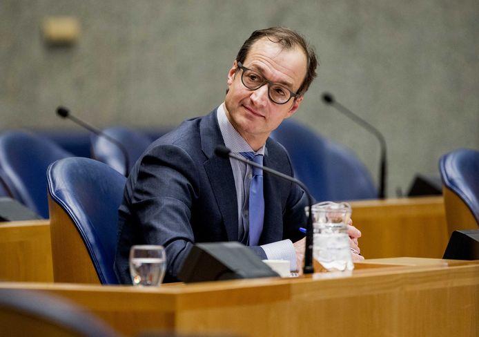 Minister Wiebes (Economische Zaken & Klimaat)