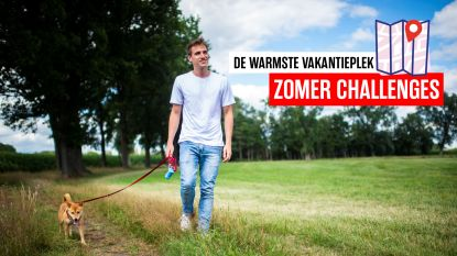 """""""Als kind wandelde ik al met onze honden op dit pad"""": de warmste vakantieplek van Vlaanderen met musicalacteur Wout Verstappen"""