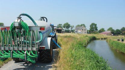 Antwerps gouverneur vaardigt tijdelijk oppompverbod uit in stroomgebieden