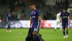 """Onze Anderlecht-watcher ziet dat er nog zekerheden zijn bij paars-wit: """"Ineenzakken als een pudding. Uit het niets. Nog maar eens"""""""