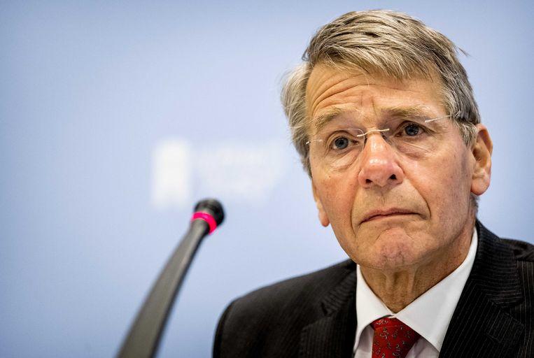 Commissievoorzitter en oud-minister Piet Hein Donner. Beeld ANP