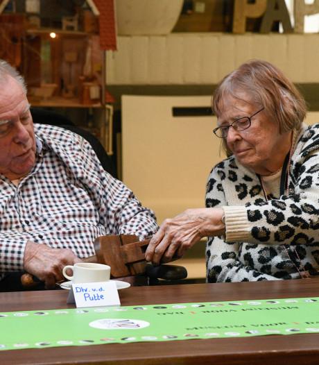 Museumschatten zetten Nijkerkse ouderen weer in hun kracht