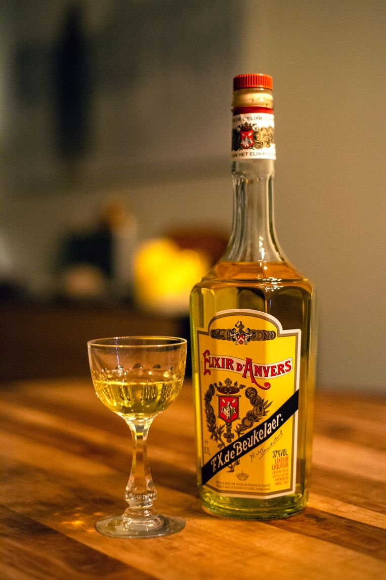 Elixir d'Anvers.