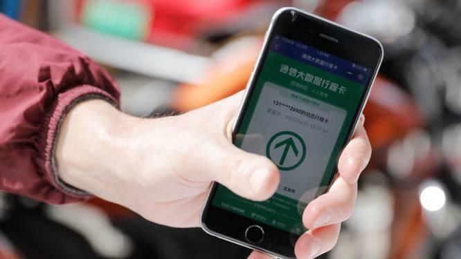 China wil coronavirus onder controle houden met app: zo werkt het