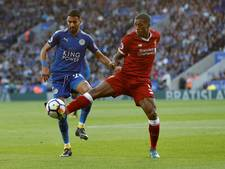 Wijnaldum met Liverpool te sterk voor Leicester