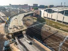 Lezers kiezen naam Zwolse busbrug: 'Blauwvingerbrug'