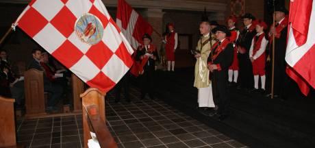 Nieuwe hoofdman bij Gilde Sint Lambertus in Maren-Kessel