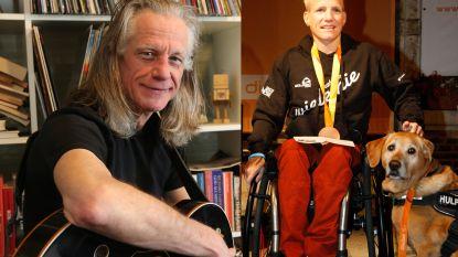 Guy Swinnen ambassadeur voor 'Marieke Vervoort-straat'