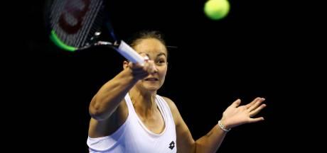 Kerkhove heeft smaak te pakken op Wimbledon; door naar derde voorronde