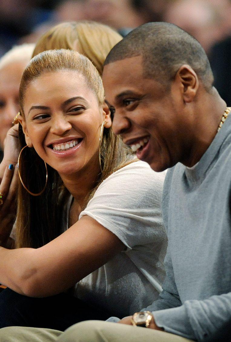Ook Jay-Z is 12 jaar ouder dan vrouwlief Beyoncé