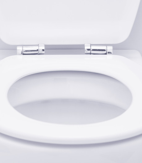 Hoge nood in Zoetermeer? Sticker wijst weg naar toiletten in binnenstad