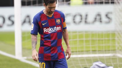 """""""Messi weigert contract te verlengen en vertrekt volgende zomer bij Barça"""""""