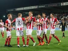FC Oss wint inhaalduel met Jong AZ en staat vierde