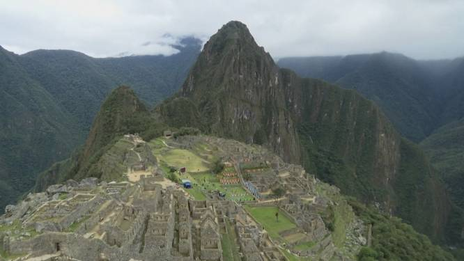 Machu Picchu weer open na acht maanden Covid-lockdown