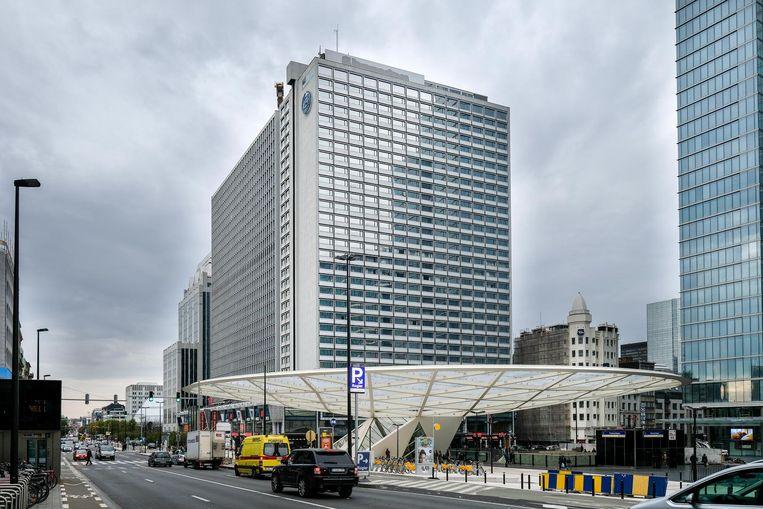 Het Sheraton Hotel sloot vorig jaar de deuren.