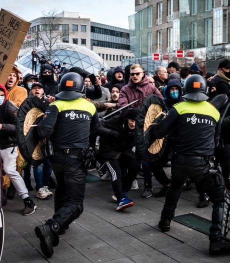 Une nouvelle manifestation contre les mesures dégénère aux Pays-Bas