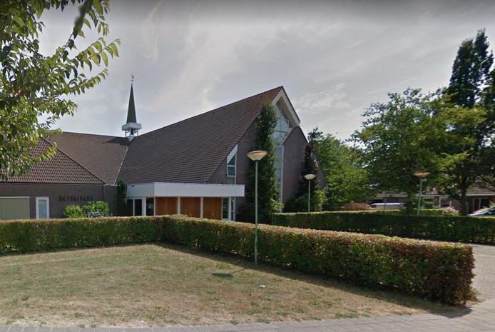 De Bethelkerk in Werkendam.