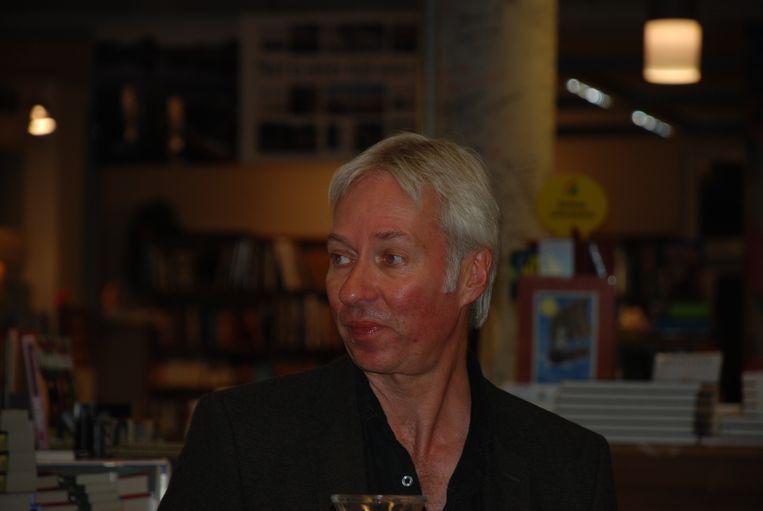 Schrijver Guus Houtzager. Beeld RV