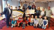 Kinderraad overhandigt 1.755 euro aan Kom op tegen Kanker